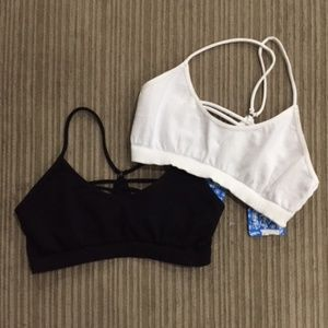 Free People (Bundle of Two) Bralettes - NWT